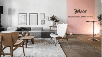 Beleco image of lounge or living room