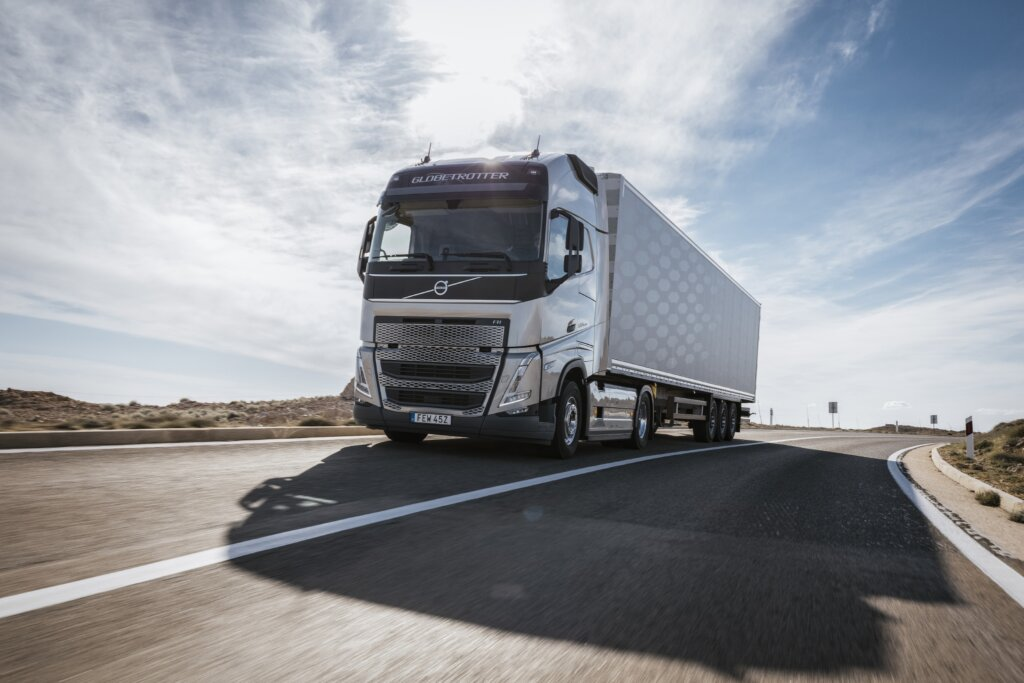 Volvo Financial Services Payer B2B payments