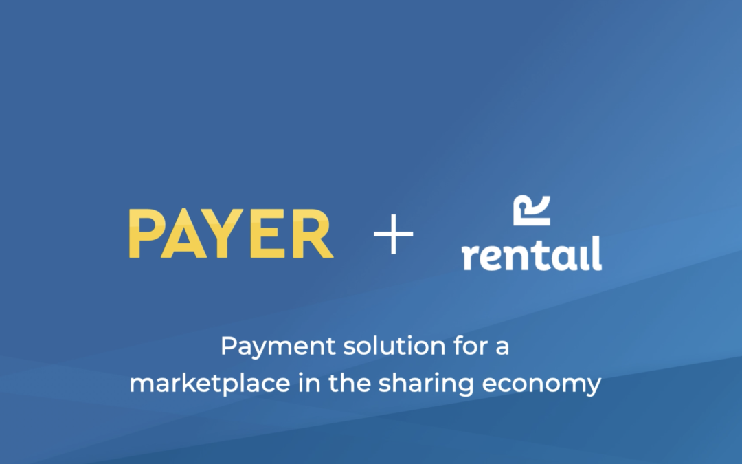 Rentail built their marketplace payment solution using Payer's API